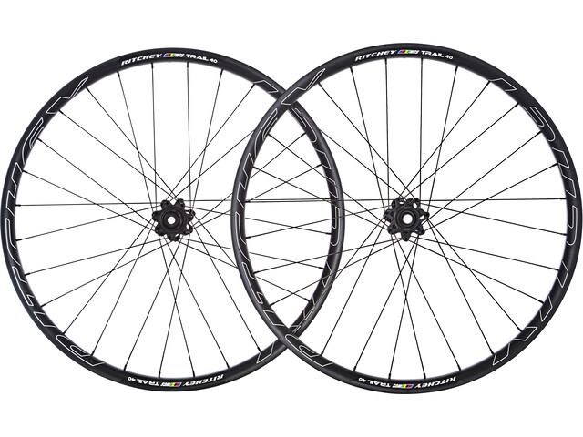"Ritchey WCS Trail 40 Boost Tubeless Set Roues 27,5"" 15mm/148x12mm SRAM XD Centerlock"